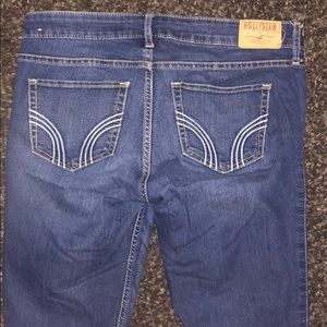 BARELY WORN Hollister super skinny jeans